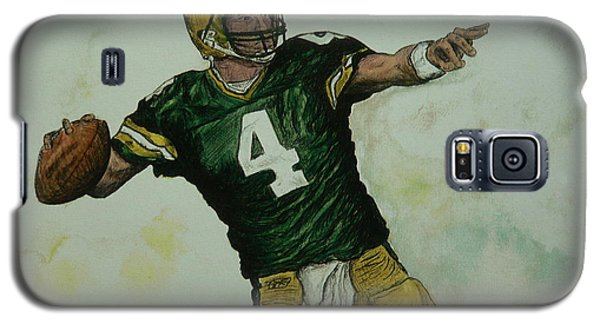 Rocket Favre Galaxy S5 Case