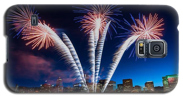 Rockets Red Glare Galaxy S5 Case