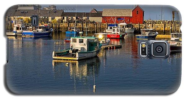 Rockport Harbor No.1 Galaxy S5 Case