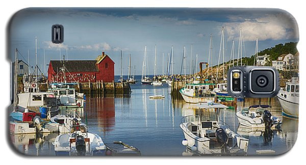 Rockport Harbor Galaxy S5 Case