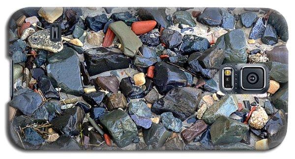 Rocks And Stones Galaxy S5 Case by Deborah  Crew-Johnson