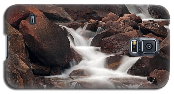 Rocks And Water Galaxy S5 Case