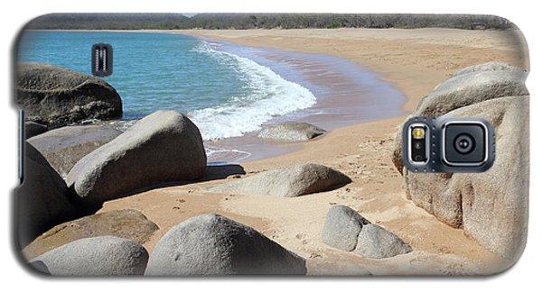 Rocks On The Beach Galaxy S5 Case
