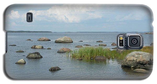 Rocks On The Baltic Sea Galaxy S5 Case