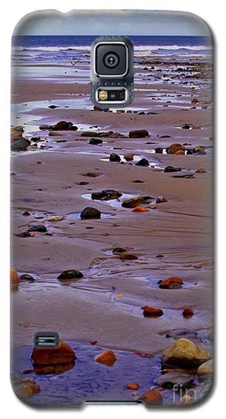 Rocks On The Seashore Galaxy S5 Case