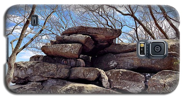 Rocks State Park Galaxy S5 Case