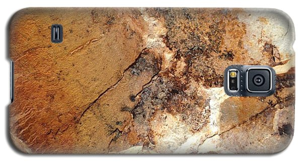 Galaxy S5 Case featuring the photograph Rockscape 1 by Linda Bailey