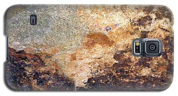 Galaxy S5 Case featuring the photograph Rockscape 2 by Linda Bailey