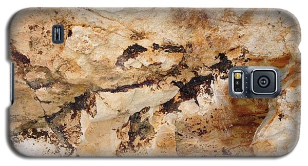 Galaxy S5 Case featuring the photograph Rockscape 3 by Linda Bailey