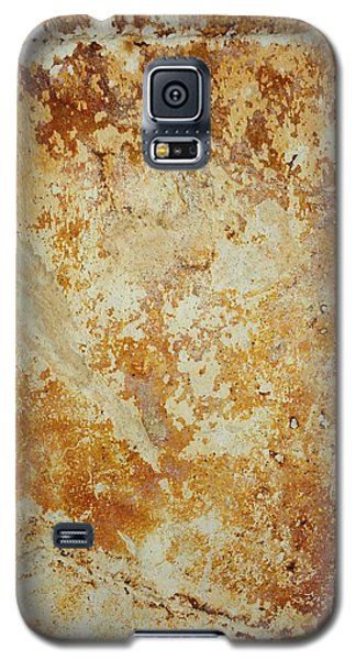 Galaxy S5 Case featuring the photograph Rockscape 4 by Linda Bailey