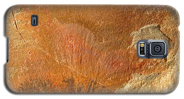 Galaxy S5 Case featuring the photograph Rockscape 6 by Linda Bailey