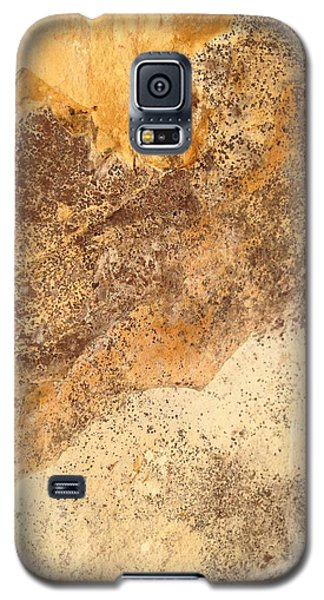 Galaxy S5 Case featuring the photograph Rockscape 7 by Linda Bailey