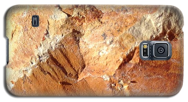 Galaxy S5 Case featuring the photograph Rockscape 8 by Linda Bailey