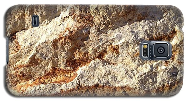 Galaxy S5 Case featuring the photograph Rockscape 9 by Linda Bailey