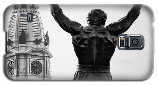 Rocky And Philadelphia Galaxy S5 Case