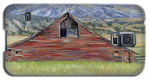 Rocky Mountain Barn Galaxy S5 Case