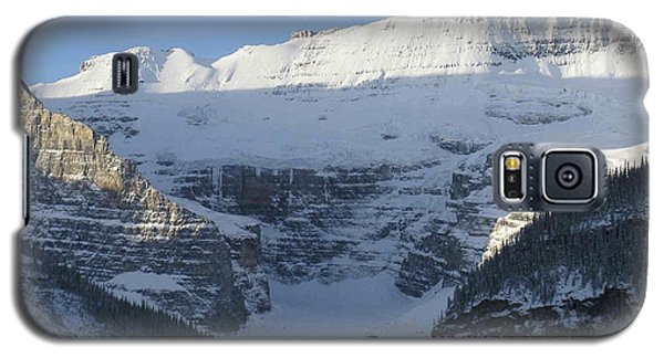 Rocky Mountain Blue Galaxy S5 Case by Cheryl Miller