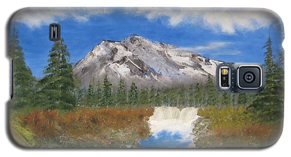 Rocky Mountain Creek Galaxy S5 Case by Tim Townsend