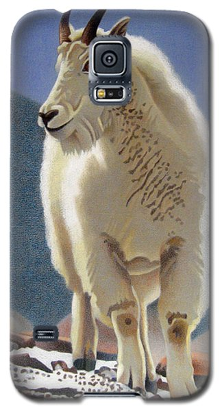 Rocky Mountain Goat Galaxy S5 Case