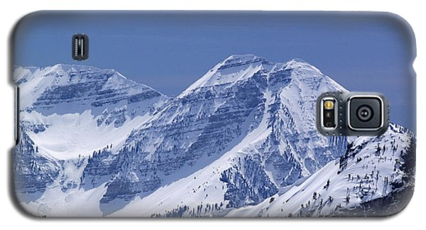 Rocky Mountain High Galaxy S5 Case by Bill Gallagher