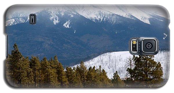 Rocky Mountain High Galaxy S5 Case by Bob Pardue