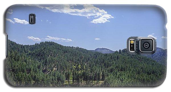 Rocky Mountain Lake Galaxy S5 Case