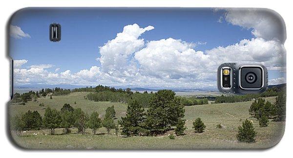 Rocky Mountain Meadow Galaxy S5 Case