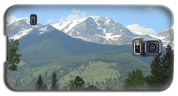 Rocky Mountain National Park - 2 Galaxy S5 Case