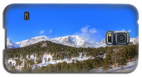 Rocky Mountain National Park 4388 Galaxy S5 Case