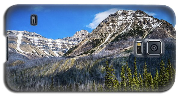 Galaxy S5 Case featuring the photograph Rocky Mountains Kootenay National Park by Rob Tullis