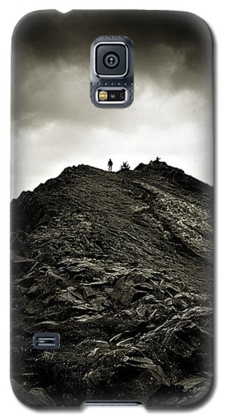 Rocky Pathway To Scotland Galaxy S5 Case by Lenny Carter