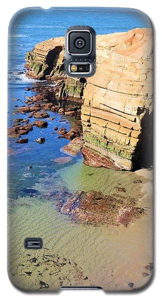 Rocky Point Sunset Cliffs Galaxy S5 Case