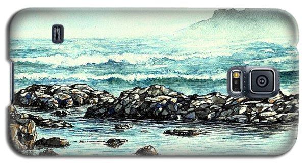 Rocky Seashore Galaxy S5 Case by Heidi Kriel
