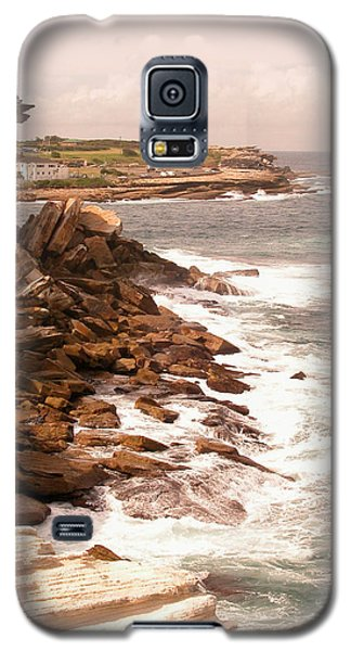 Rocky Shore Galaxy S5 Case