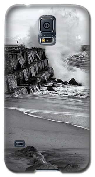 Rogue Bullet Wave Cabrillo Beach By Denise Dube Galaxy S5 Case