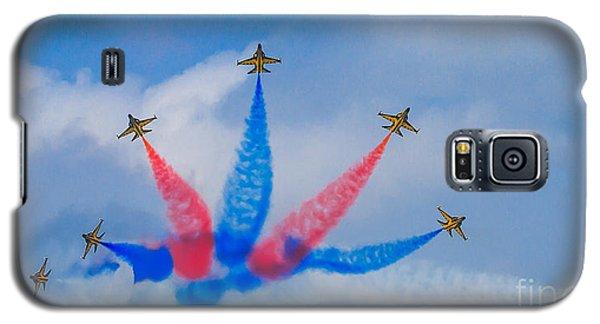 Rokaf Aerobatic Team Galaxy S5 Case