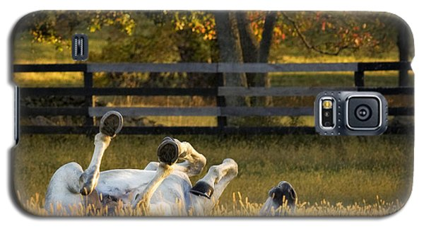 Roll In The Hay Galaxy S5 Case