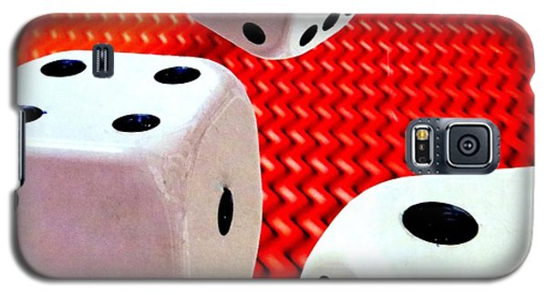 Roll Of The Dice Galaxy S5 Case