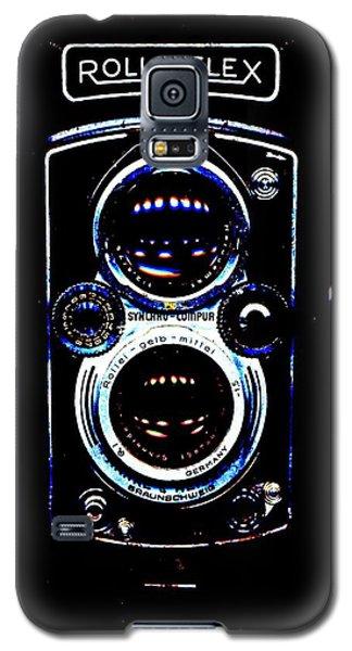 Rolleiflex 1950's Galaxy S5 Case by Michael Dohnalek