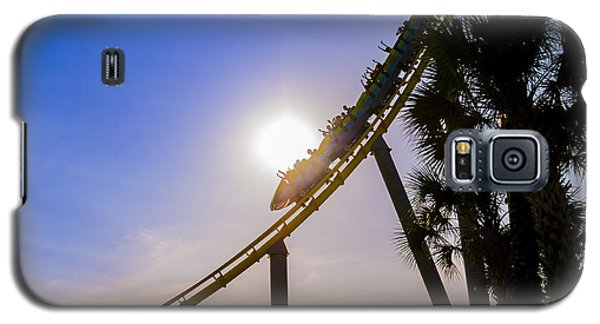 Roller Coaster Galaxy S5 Case