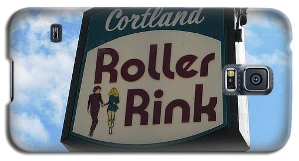Roller Rink Galaxy S5 Case