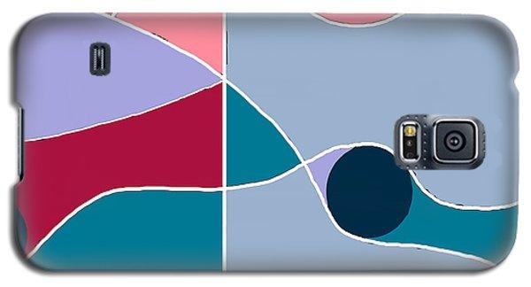 Rolling Balls Galaxy S5 Case