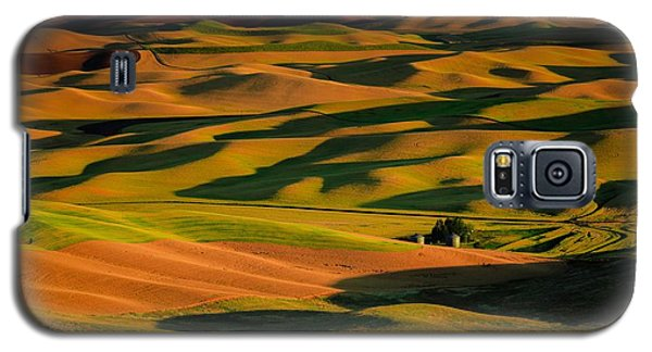 Rolling Hills Galaxy S5 Case