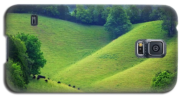 Rolling Hills Of Tennessee Galaxy S5 Case