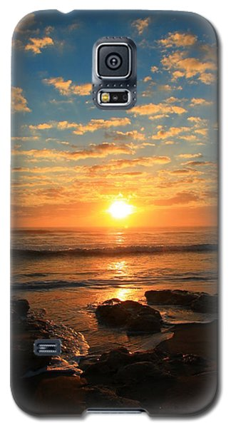 Rolling Over Rocks Galaxy S5 Case