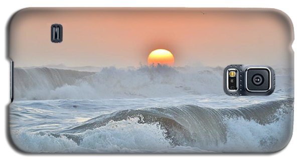 Rolling Waves Galaxy S5 Case