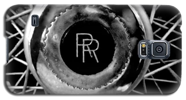Rolls Royce - Black And White Galaxy S5 Case