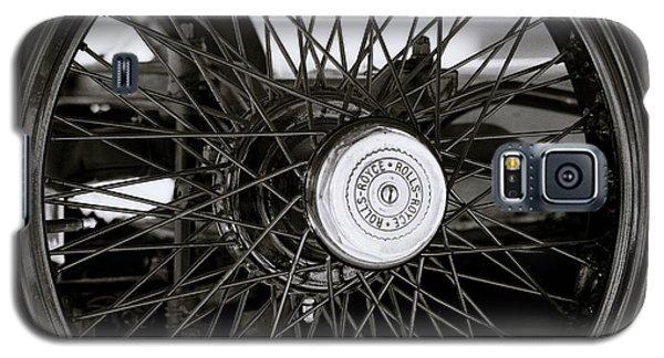 Rolls Royce Wheel Galaxy S5 Case