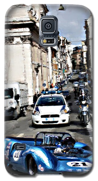 Roma Lola Galaxy S5 Case