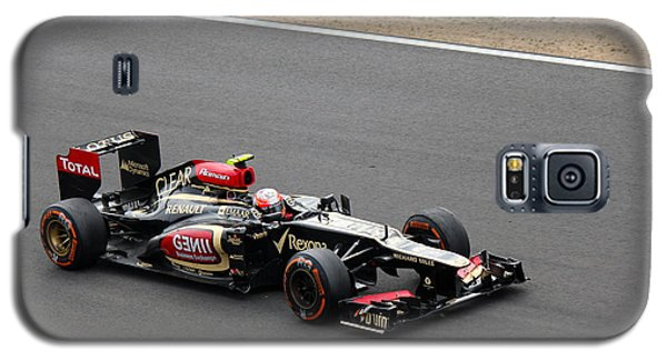 Romain Grosjean Galaxy S5 Case